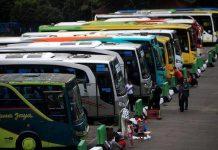 DPR Desak Kemenhub Hentikan Layanan Bus AKAP.