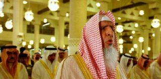 Mufti Besar Arab Saudi Sheikh Abdulaziz Al al-Sheikh.