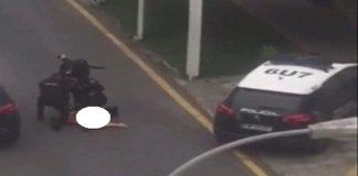 Seorang Wanita di Spanyol Langgar Lockdown Sambil Telanjang.