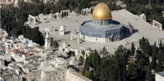 Masjid Al Aqsa Tutup Selama Ramadhan Terkait Pandemi Corona.
