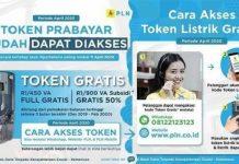 Cara Akses Token Listrik Gratis Via WhatsApp.