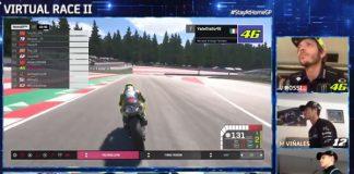 Balapan Virtual MotoGP.