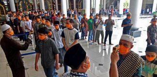 Pemerintah Larang Sholat Idul Fitri Berjamaah di Masjid, Bukan Melarang Beribadah.