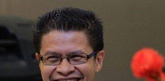 Ajib Hamdani ( Ketua Bidang Keuangan dan Perbankan BPP HIPMI ).