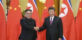 Kim Jong-un Puji Xi Jinping Soal Penanganan Covid-19.