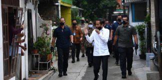 PresidenJoko Widodo(Jokowi).