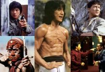 Deretan Film Jackie Chan yang Menembus Box Office.