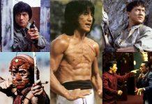 Deretan Film Jackie Chan yang Menembus Box Office.
