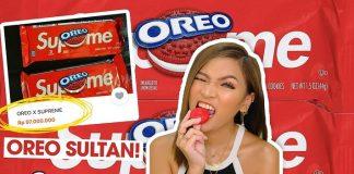 Heboh, Biskuit Oreo Supreme Dijual Rp500.000 Per Bungkus