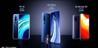 Xiaomi luncurkan Mi 10 ke pasar ponsel cerdas Indonesia.