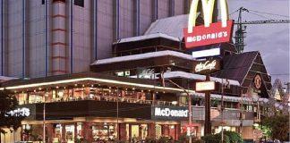 KFC Tutup Gerai, Kini McD Keluar dari Sarinah.