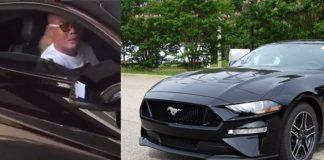 Sule Jual Mobil Ford Mustang Langka Rp4 Miliar.