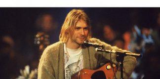 Gitar Kurt Cobain Pecahkan Rekor Lelang Laku Rp85,5 Miliar.
