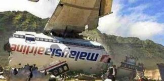 Australia Buktikan Rudal Rusia Tembak Jatuh Pesawat Malaysia.