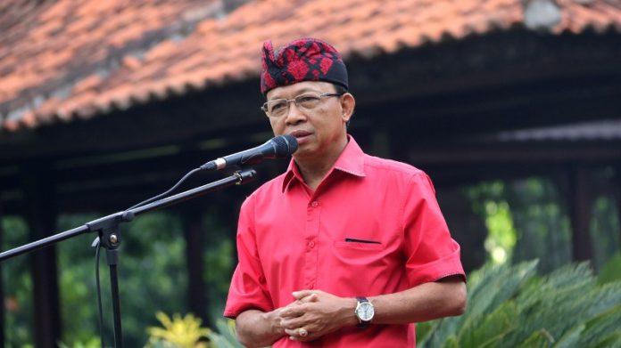 Foto: Gubernur Bali I Wayan Koster