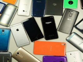 Ilustrasi Handphone Black Market