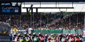 Jadwal MotoGP 2020 Inggris dan Australia Resmi Dibatalkan.