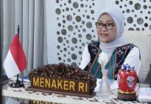 Ida Fauziah Menetri Ketenagakerjaan