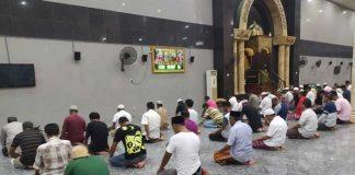 New Normal, Berikut Aturan Sholat Jumat Berjamaah di Masjid.