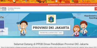 Foto PPDB Zonasi Jakarta