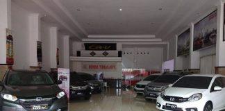 Foto: Dealer Salah Satu Brand Otomotif