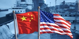 Ancaman Perang Dingin AS-China Lebih Besar Daripada Virus Corona.