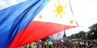 Filipina secara resmi menyatakan kemerdekaannya atas penjajahan yang dilakukan oleh Spanyol.