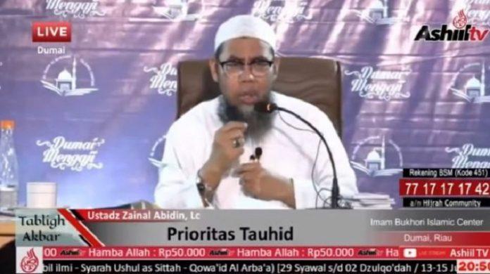 Heboh, Ceramah Ustaz Sebut Lagu Balonku Ajarkan Anak Benci Islam.