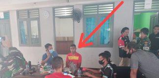 POM TNI AD: Pelaku Penusukan Serda Saputra Oknum Perwira Marinir.