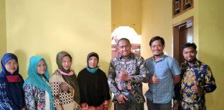 Foto : Eddie Foundation Bersama Dengan Ibunda Cekgu Zaki