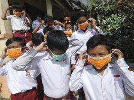 Kegiatan Belajar Mengajar Ditengah Pandemi Corona