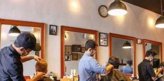 Foto : Barbershop