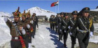 Bentrok dengan India 43 Tentara China Tewas dan Terluka.