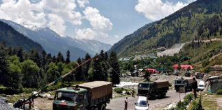 Bentrok Dengan China, India Kerahkan Banyak Pasukan di Dekat Ladakh.