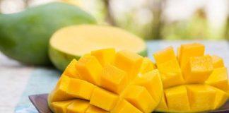 Mangga juga merupakan sumber vitamin A dan C.