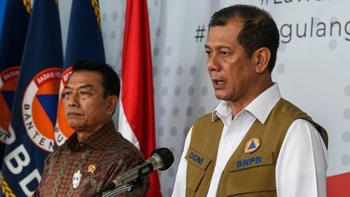 Foto: Ketua BNPB Doni Monardo