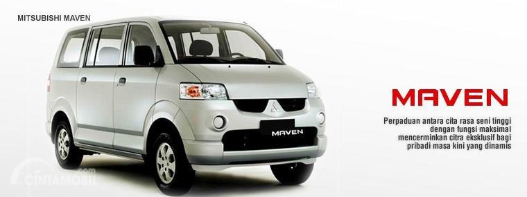 Foto: Mitsubishi Maven