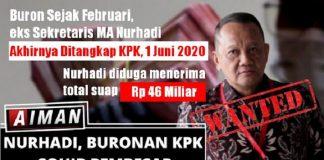 DPR: Kasus Nurhadi Bisa Jadi Pintu Masuk Pemberantasan Mafia Peradilan.