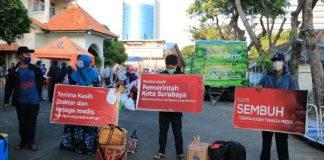 Tren Pasien Sembuh Corona di Indonesia Tembus 10 Ribu.