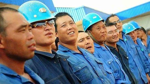 Ilustrasi TKA Dari China