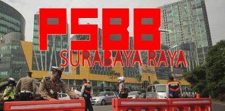 Pemprov Jatim Tanggapi Soal Wacana Surabaya Raya Akan PSBB Lagi.
