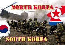Ilustrasi Perang Korea.