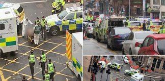 Aksi Penikaman di Glasgow Bukan Insiden Terorisme.