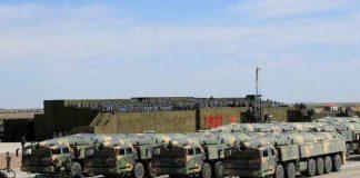 China memiliki senjata pembunuh kapal induk seperti rudal balistik anti-kapal DF-21D dan DF-26.