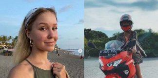 Blogger Rusia Tewas Kecelakaan Pasca Kebut-kebutan di Bali.