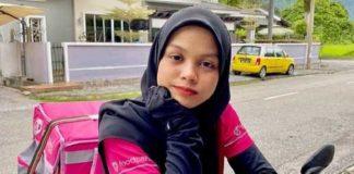 Farah Nur Syifa Abdullah.
