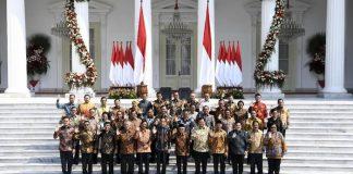 Foto: Kabinet Indonesia Maju
