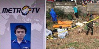 Keluarga Editor Metro TV Tak Percaya Yodi Tewas Bunuh Diri.
