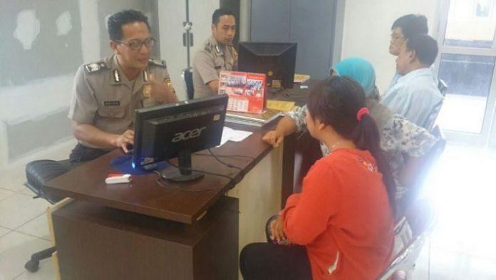Tak Terima Pipinya Dicium Oknum Kades, Mahasiswi Lapor Polisi.