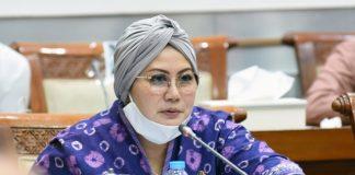 Anggota Komisi VIII DPR RI Ina Ammania